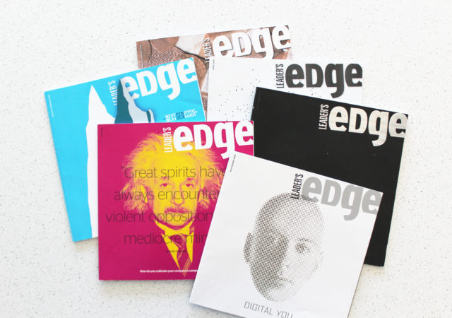 Leader's Edge Magazine